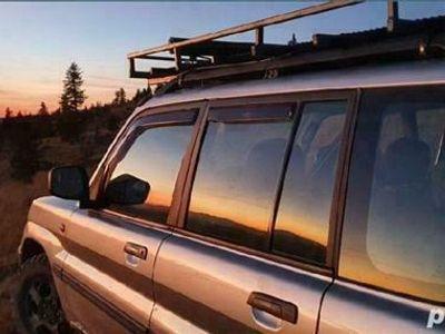 second-hand Mitsubishi Pajero Pinin-pregătit off-road
