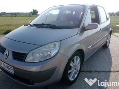 second-hand Renault Scénic Privilege 1.9 DCi 120 cp an 2004