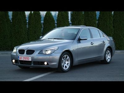 second-hand BMW 530 e60