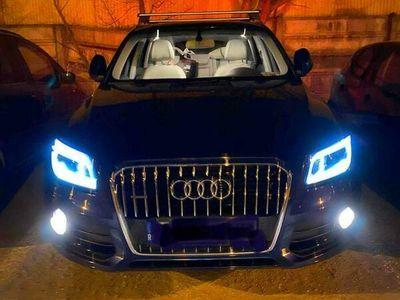 second-hand Audi Q5 full option, 2.0 TFSI, panoramic, Quattro