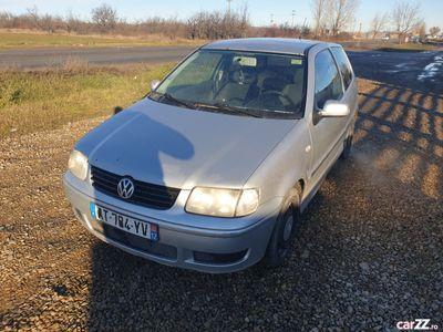 second-hand VW Polo an 2002 1.4i