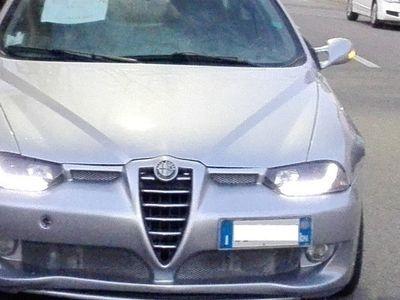 second-hand Alfa Romeo 156 model deosebit.