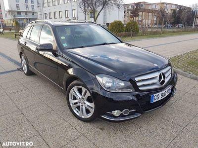 brugt Mercedes C200 Avantgarde 2012