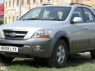 second-hand Kia Sorento 4x4 - an 2009, 2.5 (Diesel)