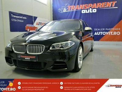 second-hand BMW M550 d din 2015