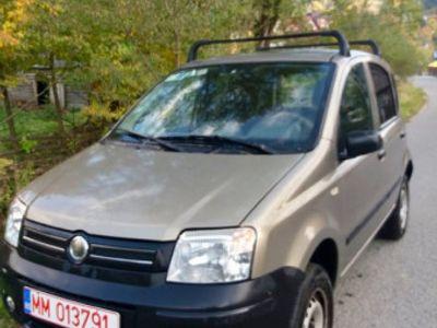second-hand Fiat Panda 4x4 Diesel (super pret)