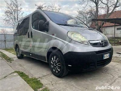 second-hand Opel Vivaro
