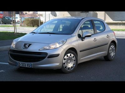 second-hand Peugeot 207 - an 2007, 1.6 Hdi (Diesel)