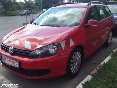 second-hand VW Golf VI 1,6 tdi 105 cp