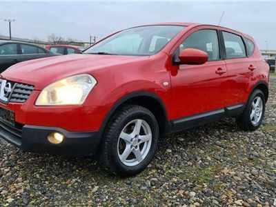 second-hand Nissan Qashqai 1.5 DCi 106 Cp 2009