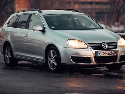 second-hand VW Golf V variant 1.9tdi 105 cai 21.11.2007