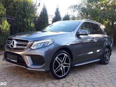 brugt Mercedes GLE350