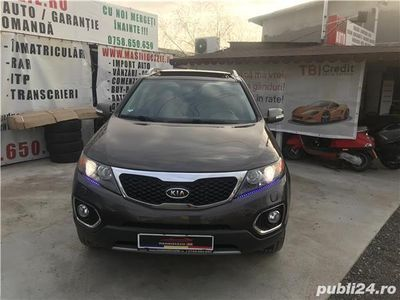 second-hand Kia Sorento