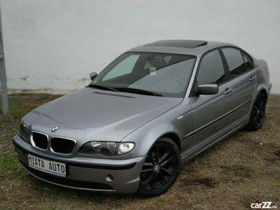 second-hand BMW 318 Seria 3 i E46 2003 2.0 Benzina Rate Garantie Livrare