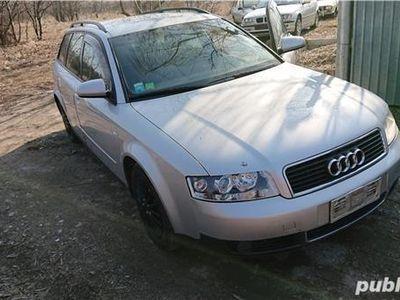 brugt Audi A4 neimatriculat