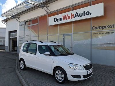second-hand Skoda Roomster Ambition Family Bonus TDI