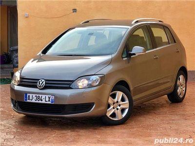 second-hand VW Golf VI Plus An 2011 2.0 TDi Hidramata 7+1 Viteze
