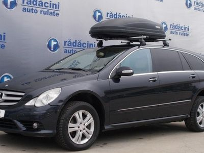 second-hand Mercedes R320