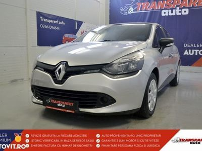 second-hand Renault Clio