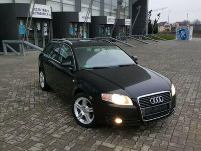 second-hand Audi A4 2.0TDI 140 cp,an 2006!!!