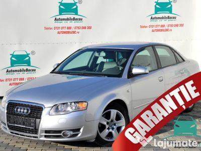 second-hand Audi A4 1.8t 163 cp automata 7+1 germania bi xenon,piele,sca