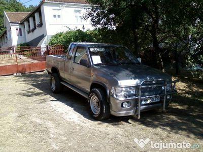 second-hand Nissan King Cab Pick-up 2.5D D21 (jeep navara/terrano)