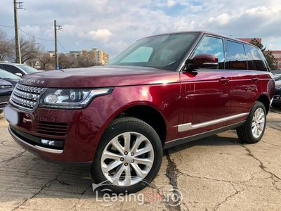 second-hand Land Rover Range Rover Vogue din 2016