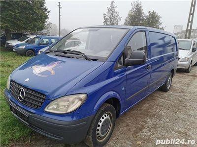 second-hand Mercedes Vito 2.2 diesel CDI-2005-Euro 4-Finantare