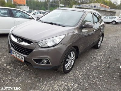 second-hand Hyundai ix35 2013