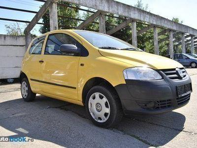 second-hand VW Fox