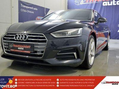 second-hand Audi A5 din 2017