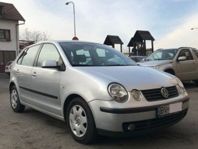 second-hand VW Polo 2005