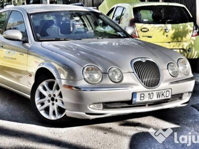 second-hand Jaguar S-Type 2.5 benzina si gpl variante