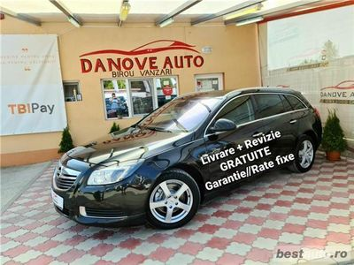 second-hand Opel Insignia Revizie GRATUITA, Livrare GRATUITA, Garantie, RATE FIXE, Euro 5, Model OPC,160 CP