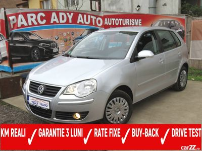 second-hand VW Polo 1,4 b ,, an 2009 - garantie = rate fixe = buy back