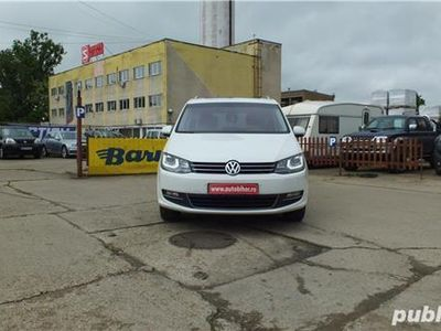 second-hand VW Sharan highline 2013/2.0/140 cp