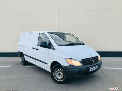 second-hand Mercedes Vito 111/2008/2.2 111/diesel/ euro4/long/