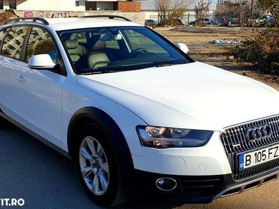 second-hand Audi A4 Allroad