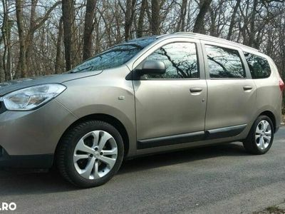 second-hand Dacia Lodgy 1.2