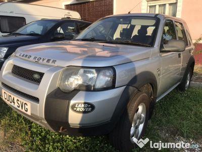 used Land Rover Freelander 2004