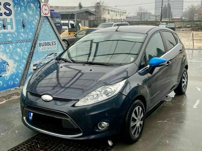 second-hand Ford Fiesta 1.25
