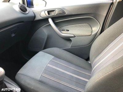 usado Ford Fiesta Mk6
