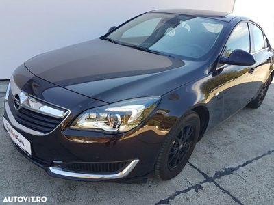 second-hand Opel Insignia 1,6 SIDI Turbo Ecotec Edition Start/Stop System