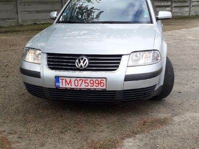 second-hand VW Passat 2003