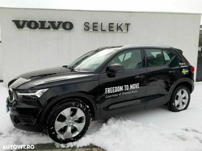 second-hand Volvo XC40 D4