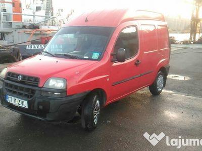 second-hand Fiat Doblò cargo autoutilitară