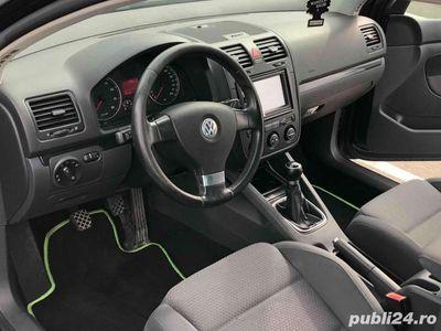second-hand VW Golf V gti