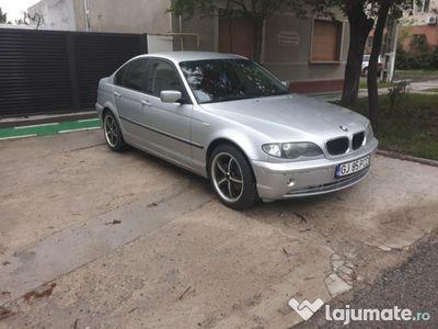 brugt BMW 318 facelift 1,8i benzina anul 2003 inmatriculata