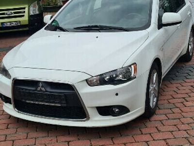 second-hand Mitsubishi Lancer 2.0 d 2010