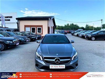 second-hand Mercedes CLA220 din 2015